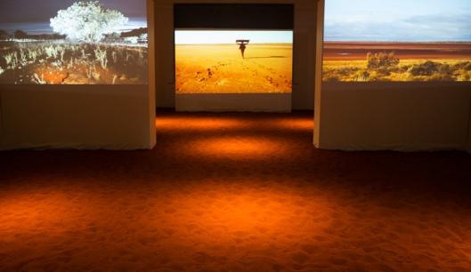 Beneath Horizons: Australian Desert Landscape - MFA exhibition14